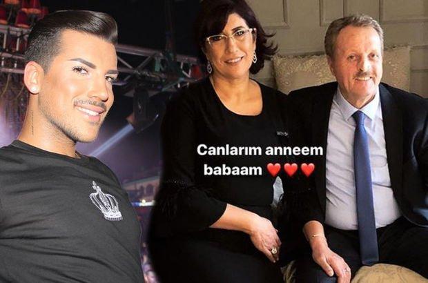 İşte Kerimcan'ın anne ve babası