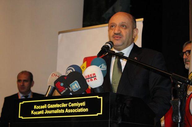Başbakan Yardımcısı Işık: Terör örgütüyle işbirliği müttefikliğe sığmaz