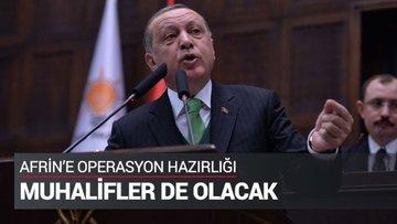 Erdoğan: Onlar için veriliyor bu mücadele