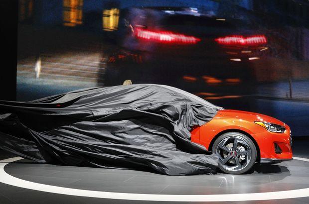 Hyundai Veloster serisi tanıtıldı. Hyundai Veloster özellikleri ve fiyatı