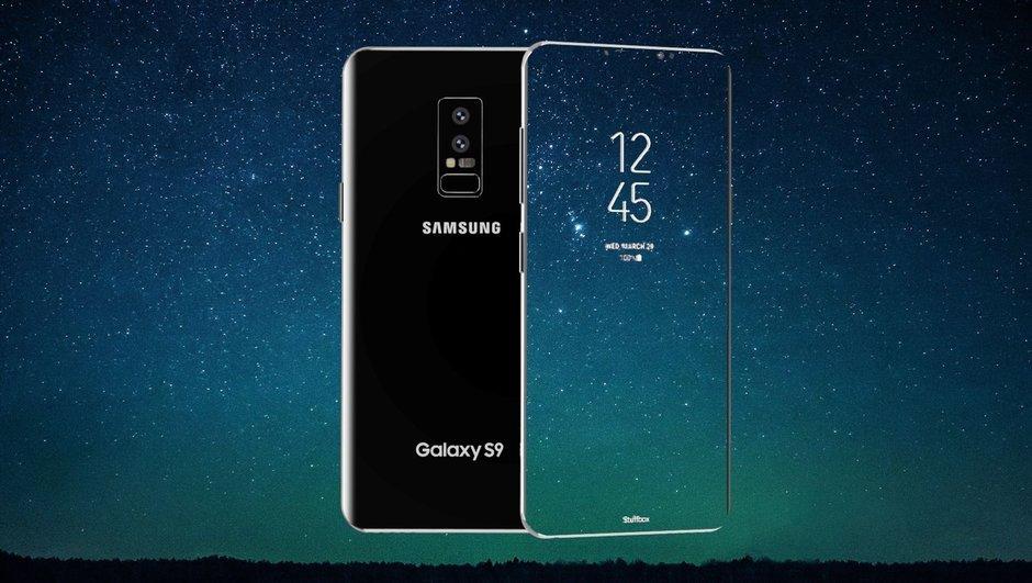 Samsung S9 için tarih verdi