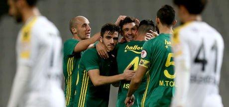Fenerbahçe son anda golü buldu! İstanbulspor: 0 - Fenerbahçe: 1   MAÇ SONUCU