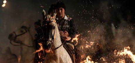 Beş asırlık bir İspanyol geleneği: Atlar ve ateş