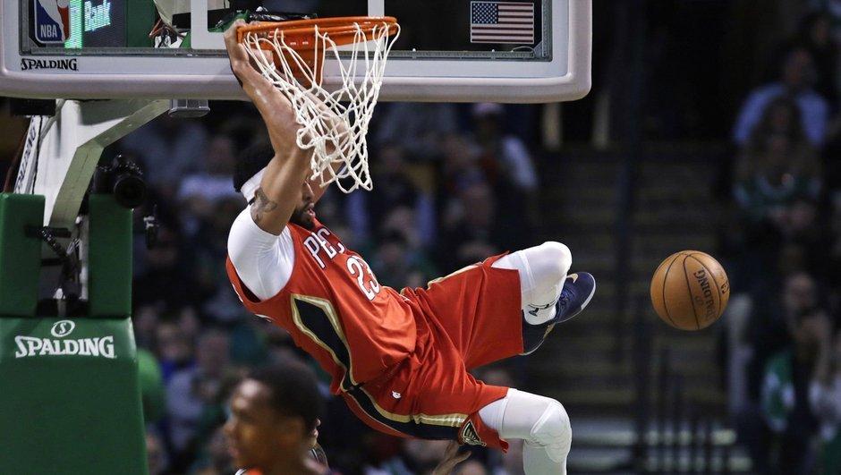 NBA'de Davis'in gecesi