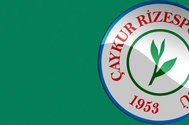 Çaykur Rizespor'da ayrılık