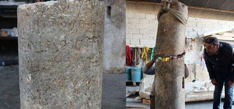 Termessos'ta bulunan 2 bin yıllık mil taşı yeni bir kentin habercisi