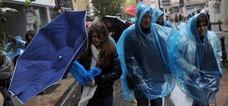 Hava durumu - Meteoroloji'den akşam saatleri için uyarı! İstanbul'a kar ne zaman yağacak?
