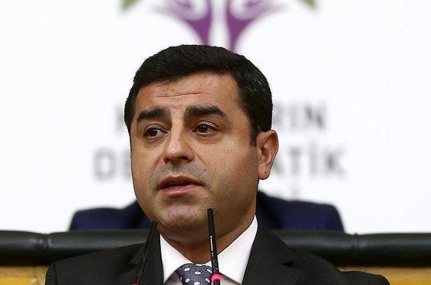 Demirtaş, Soylu'ya hakaret davasında beraat etti
