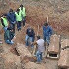 Tarsus kazılarında bulunmuştu, içini açtılar!