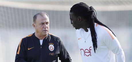 Galatasaray'ın Antalya kampı sona erdi
