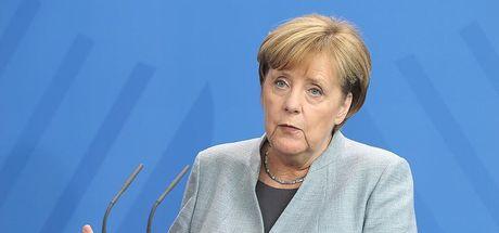 Almanya Başbakanı Merkel: AB-Türkiye anlaşması sonrası gelen eleştirilere çok şaşırdım