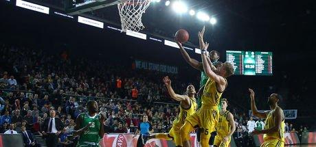 Darüşşafaka Basketbol: 82 - ALBA Berlin: 70