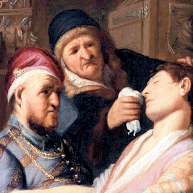 Orijinal Rembrandt'ı 250 dolara satacaklardı