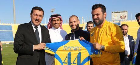 """Bülent Uygun: """"Türkiye'den transfer yapacağız"""""""