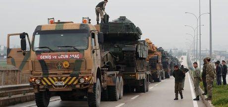 Suriye'den son dakika Türkiye açıklaması!