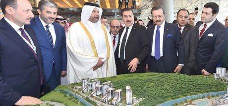 Katarlıların gözü 'Kanal İstanbul' arazisinde