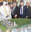 Katar'ın gözü 'Kanal' arazisinde