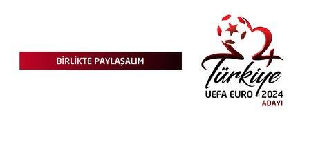 Son Dakika: EURO 2024 adaylık logomuz ve sloganımız tanıtıldı!