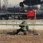 Mersin'de şüpheli paketten el yapımı patlayıcı çıktı