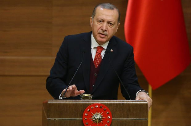 Erdoğan: İdeolojik yaklaşım içerisinde patinaj yapıyorlar