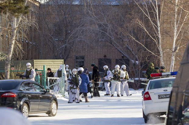 Rusya'da bir okula daha saldırı düzenlendi