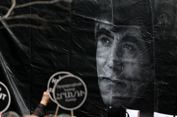 Hrant Dink, öldürülüşünün 11. yılında anıldı