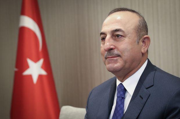 Bakan Çavuşoğlu Irak'a gidiyor!