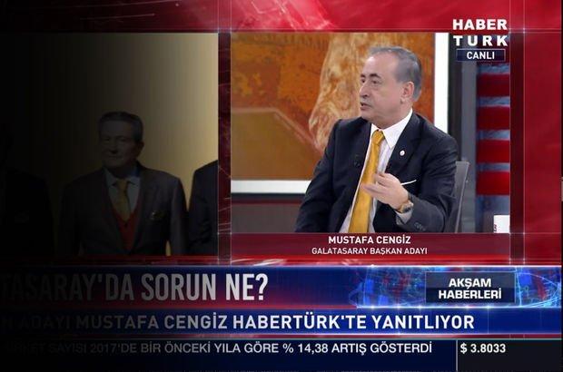 Mustafa Cengiz'den üyelere çağrı!