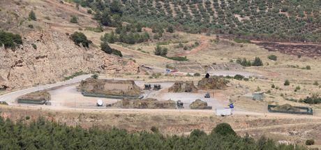 NATO bünyesinde İtalya Hava Savunma Sistemi, 'Afrin operasyonu'na hazır