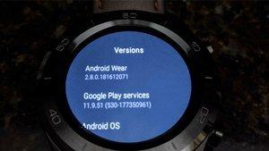 Android Wear güncellendi, işte yeni özellikler