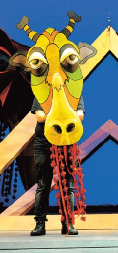 Haydi çocuklar operaya Tamino sizi bekliyor
