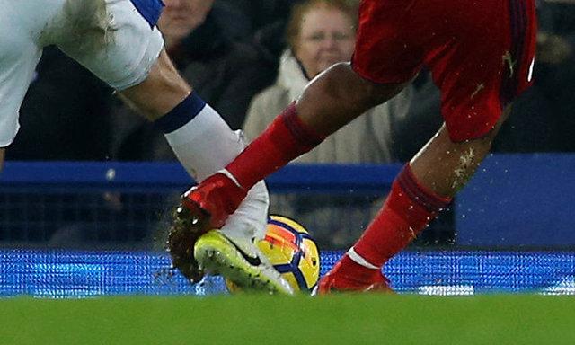 Everton: 1 - West Bromwich Albion: 1