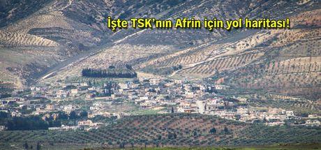Olası Afrin operasyonu öncesi sınırda yaşanan gelişmeler!