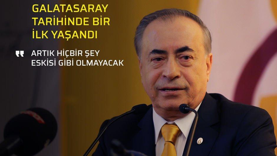 CANLI | Galatasaray başkanını seçiyor!