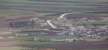 Afrin operasyonunda son dakika! Taciz ateşi açıldı...