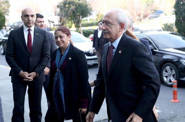 CHP lideri Kılıçdaroğlu Almanya'ya gitti