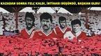 Türk futbolunun en acı günlerinden biri!