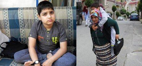 Kalp nakli bekleyen 13 yaşındaki Ferhat iyileşeceği günü bekliyor