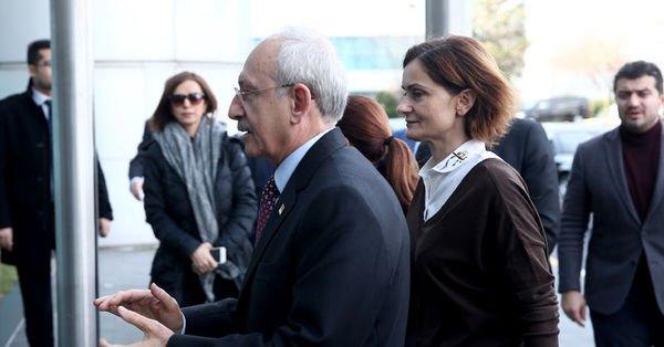 Kılıçdaroğlu Baykal'ı ziyaret için Almanya'da