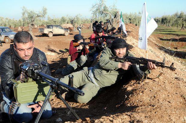 ÖSO birlikleri Afrin'de!