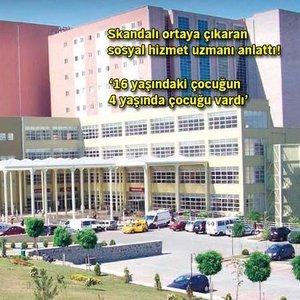 'GÜNDE 3-4 HAMİLE ÇOCUK GELİYORDU'