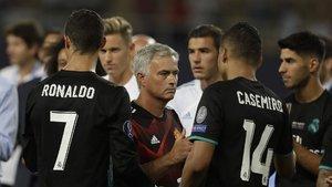 Mourinho Ronaldo'yu veto etti