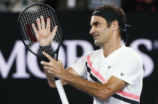 Federer 4. tura yükseldi 77