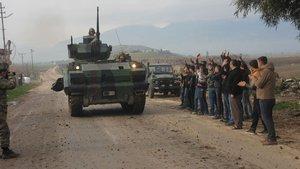 TSK'dan Afrin'e Zeytin Dalı Harekatı'na ilişkin yeni açıklama