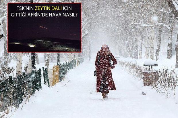 Meteoroloji'den uyarılar! İstanbul'a o tarihte kar geliyor!
