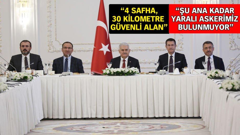 Başbakan yıldırım: türk ekonomisi ufak tefek operasyonlardan etkilenmez
