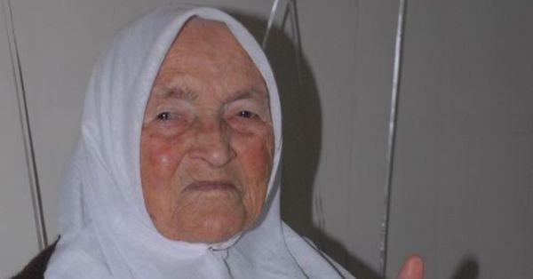 Süper babaanne 100 yaşında!