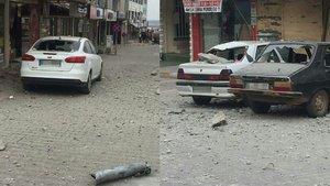 Afrin'den Reyhanlı'ya 1 roket daha atıldı!