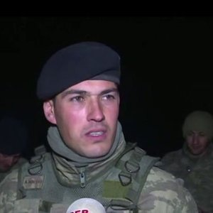 AFRİN HAREKATI'NA KATILAN ASKERLER HABERTÜRK'TE