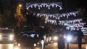 Hatay'da Zeytin Dalı Harekatı'na destek konvoyu